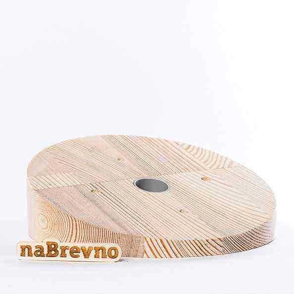 0.L5-20-S Накладка на скошенный потолок 0.L5, 20 градусов, сосна