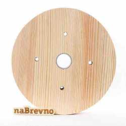 0.L5-40-S Накладка на скошенный потолок 0.L5, 40 градусов, сосна, , Цвет: Сосна, Материал корпуса: Дерево, Кратность заказа: 1, Производитель: naBrevno, Тип изделия: Накладка на потолок, Единицы измерения: штуки, Артикул производителя:  0.L5-40-S, Гарантия: 12 месяцев, Тип монтажа: Открытый, Страна: Россия