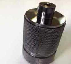 Патрон в стиле ретро для ламп черный с рефлением арт. 3980130