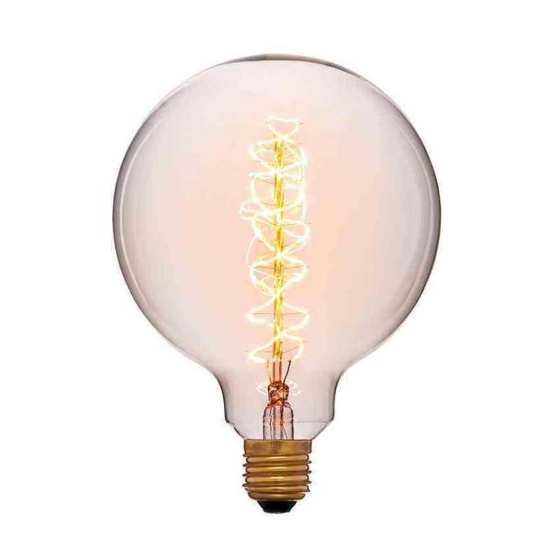 Лампа G125 LED 5W SF-8, Golden, IC, E27 056-946