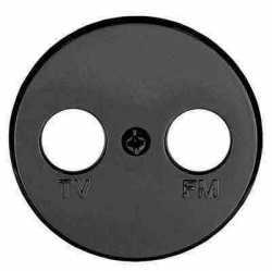 885208-1 Накладка розетки  TV+FM 2  (черный) Vintage, , Производитель: Vintage, Гарантия: 12 месяцев, Тип монтажа: Встроенный, Совместимость: Vintage, Кратность заказа: 1, Тип изделия: Накладка, Цвет: Черный, Страна: Россия, Единицы измерения: штуки, Артикул производителя: 885208-1, Материал корпуса: Пластик