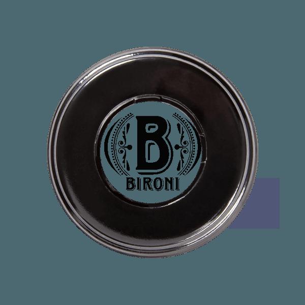 BF1-610-23 Bironi Рамка 1 постовая, Пластик черный