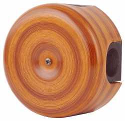 080-477 Распаячная коробка. Шандон Руж 4 вывода с резиновым уплотнителем.