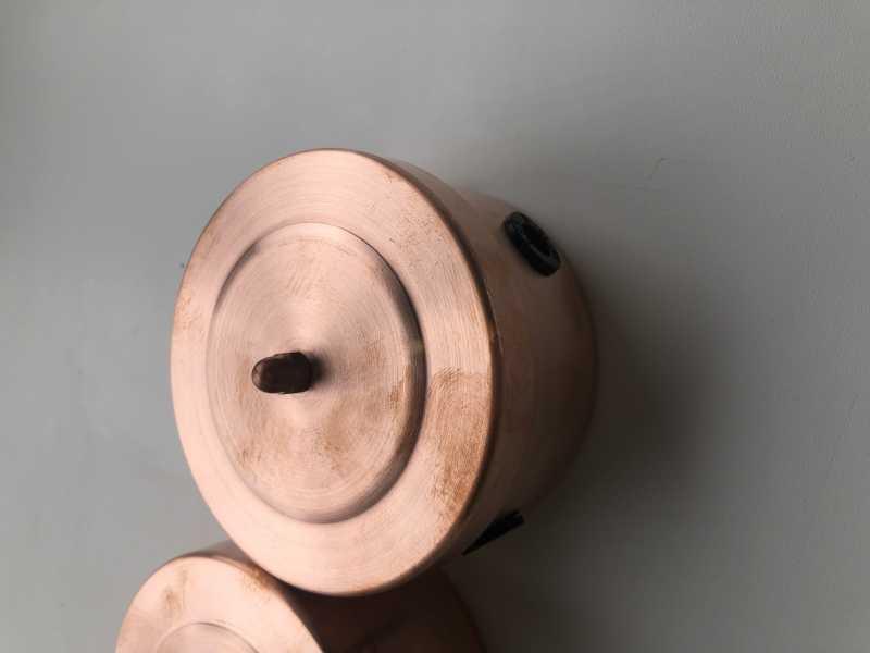М1-25-23 Короб распределительный, медь