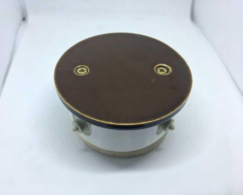 Комбинированная распаячная коробка (Карамель) подрозетник береза арт.Z003365