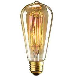 Лампа Эдисона декоративная ST64 Interrior Wire ST64559