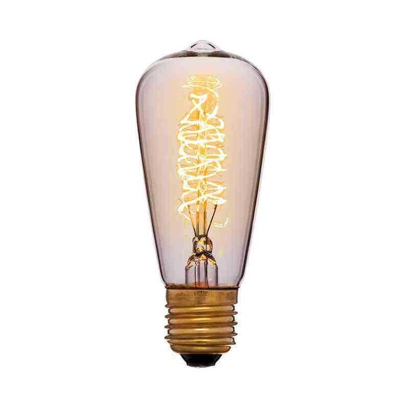 Лампа 48х115 60W 240V E27 Прозрачная 052-245