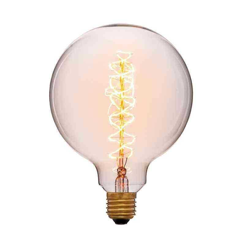 Лампа 125x172 60W 240V E27 Прозрачная 053-396