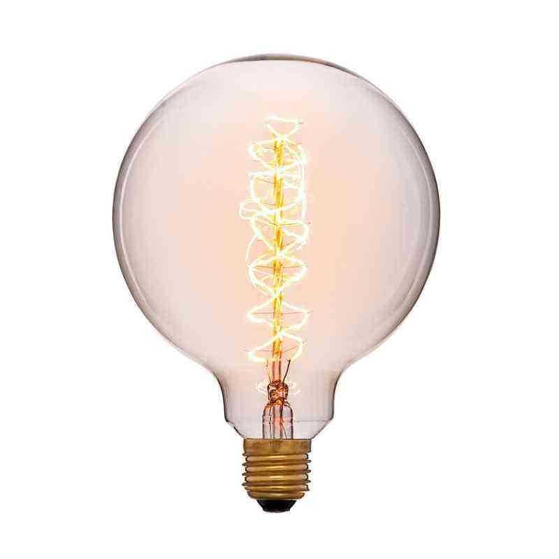 Лампа 125x172 60W 240V E27 Золотая 053-662