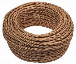 Интернет кабель UTP 1*1, Bironi медь